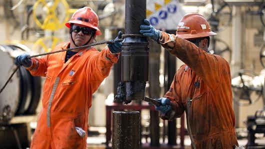 Giá dầu tăng đồng loạt sau số liệu giàn khoan giảm tuần thứ 4