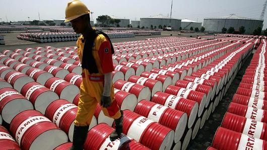 Giá dầu nối dài đà giảm sang phiên thứ Tư sau họp Doha