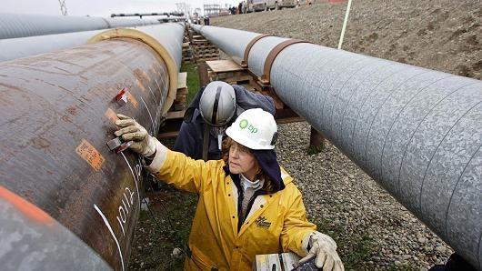 Giá dầu rút khỏi đỉnh cao 2 tuần vì bất ổn chính trị