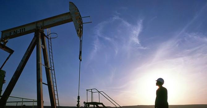 Giá dầu lập đáy 5 tuần