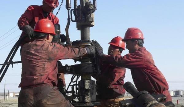 Giá dầu chạm đáy 4 tháng