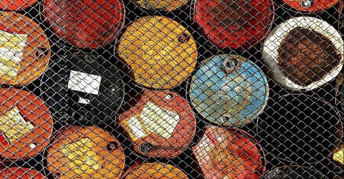 Giá dầu lập đỉnh 8 tháng