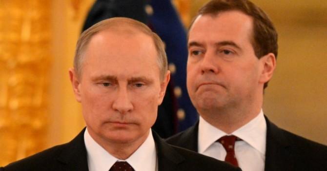 """Ông Putin """"nghèo"""" nhất Điện Kremlin năm 2014"""
