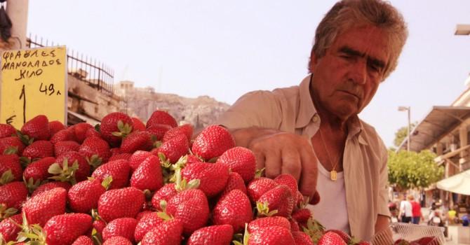 """Nga """"xé rào trừng phạt"""" cho hoa quả nhiều nước châu Âu"""
