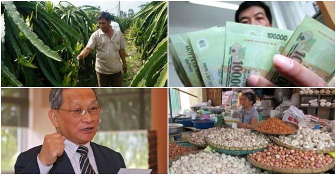 """Nông sản Trung Quốc chiếm chợ đầu mối; dân """"khóc"""" vì hóa đơn điện"""