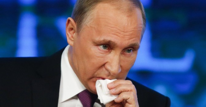 """Nga """"chảy máu"""" 33 tỷ USD trong quý I/2015"""
