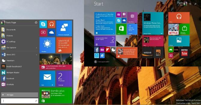 Điểm mới và khác biệt của bản Windows 10 mới nhất