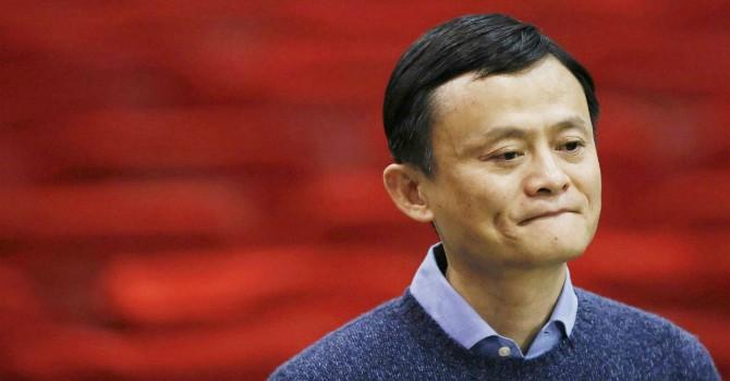 Giới đầu tư mất 70 tỷ USD vì Alibaba