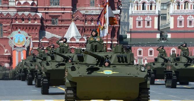 Cuộc duyệt binh hoành tráng nhất trong lịch sử nước Nga