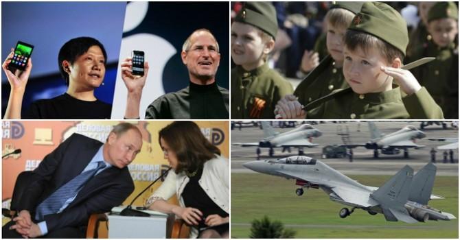 Thế giới 24h: Nga ghìm cương Rúp, Việt Nam có nhiều máy bay chiến đấu nhất Đông Nam Á