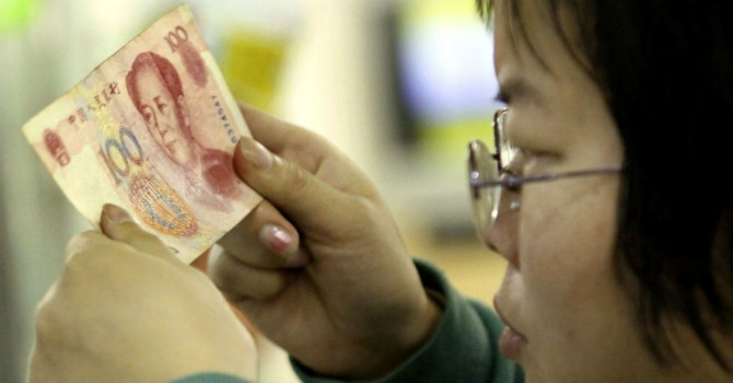 Có gì đáng sợ sau dòng vốn tháo khỏi Trung Quốc?