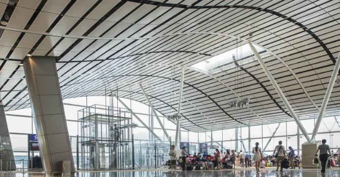 """[Ảnh] Khám phá cấu trúc sân bay được cho là """"nguyên bản"""" của Long Thành"""