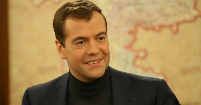 """Ông Medvedev: """"Việt Nam sẽ ký FTA với Nga trong tuần tới"""""""