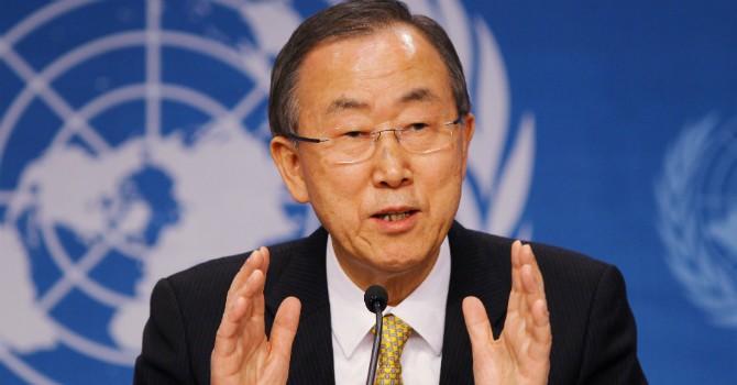 Ông Ban Ki-moon: Tôi thấu hiểu mối quan ngại của Việt Nam về tình hình Biển Đông