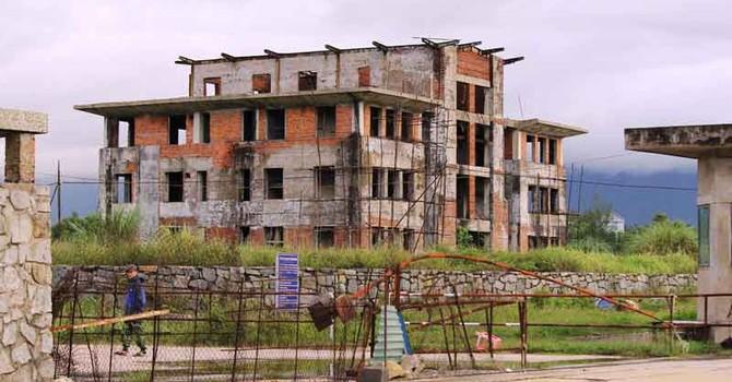 Nhà máy thép nghìn tỷ ở Vũng Áng thành nơi chăn bò
