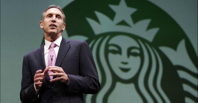 Ông chủ Starbucks đã xây đế chế cà phê 77 tỷ USD như thế nào?
