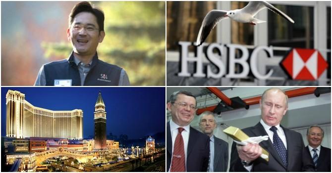 """Thế giới 24h: Nga tuyên bố gom vàng, HSBC """"è cổ"""" nộp phạt vì rửa tiền"""