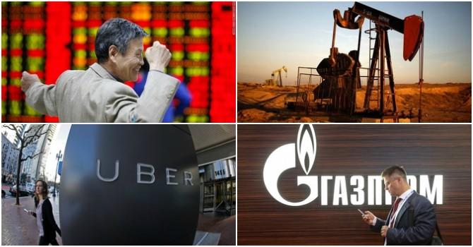 """Thế giới 24h: Uber """"chiều"""" Trung Quốc, châu Âu cần Dòng chảy Thổ Nhĩ Kỳ"""