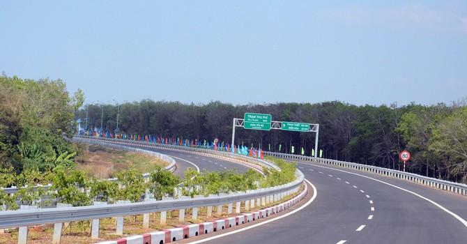 Giao lại dự án đường cao tốc Biên Hòa - Vũng Tàu cho Bộ GTVT