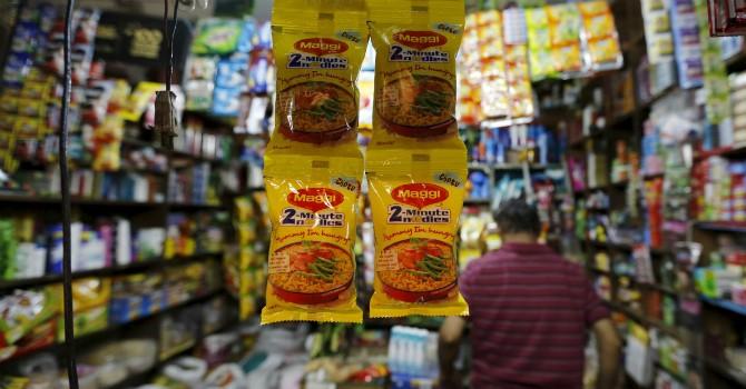 Nestlé mất 200 triệu USD giá trị thương hiệu vì bê bối mỳ Maggi