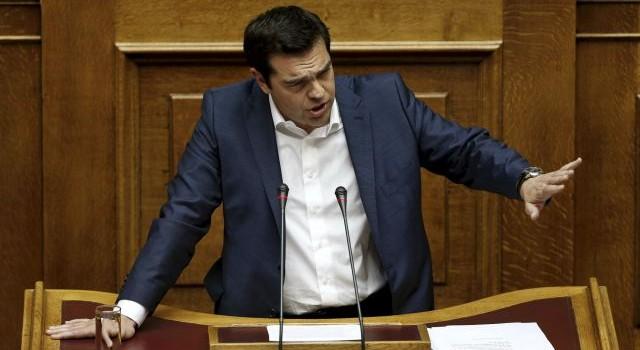 """Nhìn lại trận """"võ mồm"""" giữa Hy Lạp và chủ nợ tuần qua"""