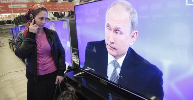 Ông Putin và ông Obama dưới con mắt của người Nga