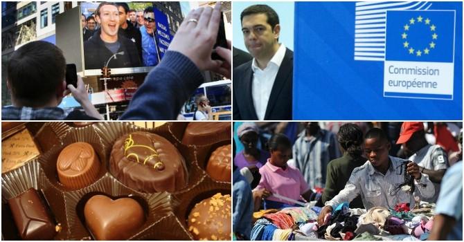 """Thế giới 24h: Hy Lạp """"hoãn binh"""" khôn khéo, Nga trừng phạt chocolate châu Âu"""