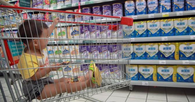 Thị trường sữa bột: Tiềm năng lớn ở khu vực nông thôn