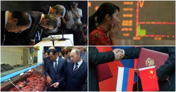 """Thế giới 24h: Chứng khoán """"ngã bệnh"""", khách Trung Quốc ồ ạt tràn vào Nga"""