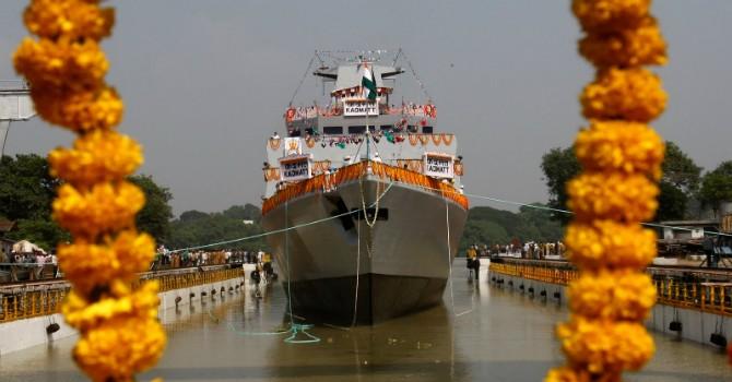 Siêu hạm chống ngầm: Lời cảnh báo 61 tỷ USD của Ấn Độ gửi Bắc Kinh