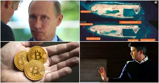 """Thế giới 24h: Nga """"truy sát"""" hàng phương Tây, nghi vấn Trung Quốc xây tiếp đường băng ở Trường Sa"""