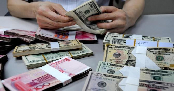 Chỉ số đồng USD tiến sát đỉnh 13 năm