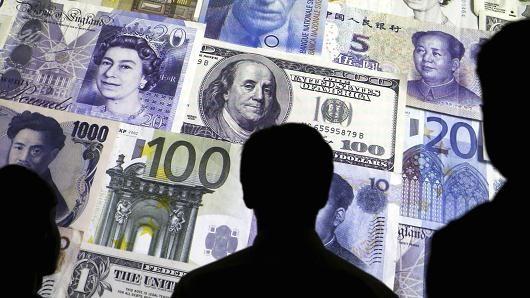 Đồng USD tái xuất đỉnh 14 năm