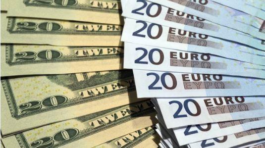 Đồng euro tăng giá so với USD khi triển vọng ECB nới lỏng tiền tệ lu mờ