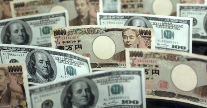 Đồng USD rút khỏi đỉnh 8 tháng