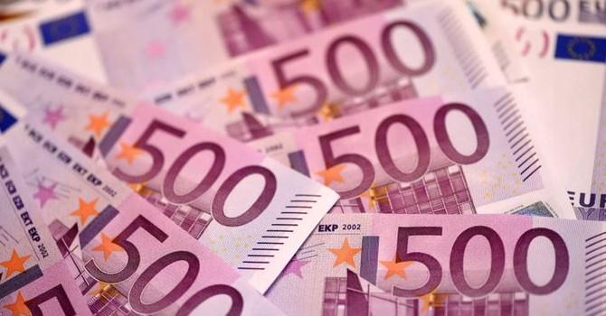 """Đồng euro """"nhọc nhằn"""" tăng giá sau tuyên bố của Chủ tịch ECB"""