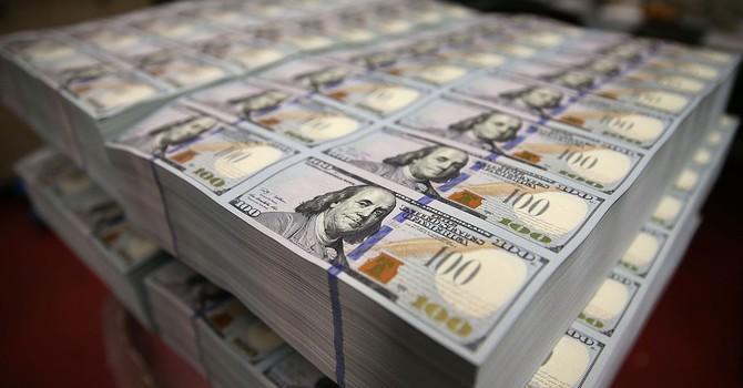 Đồng USD giảm giá sau phiên biến động mạnh