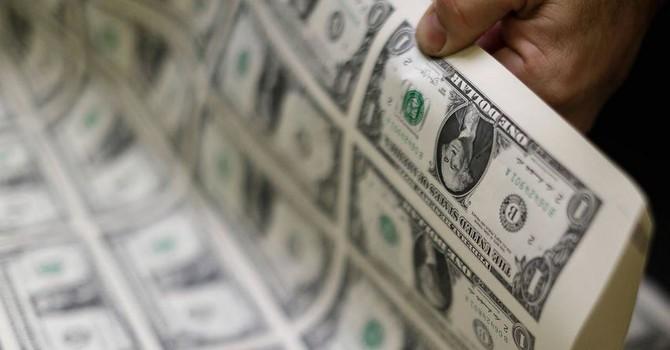Đồng USD chạm đáy gần 3 tháng so với yen vì  chứng khoán Trung Quốc lao dốc