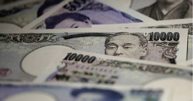 Đồng Yen Nhật lập đỉnh phiên thứ 3 liên tiếp