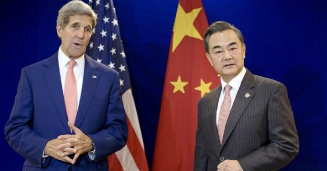 """Mỹ cứng rắn """"đe"""" Bắc Kinh về vấn đề Biển Đông trong cuộc họp kín"""