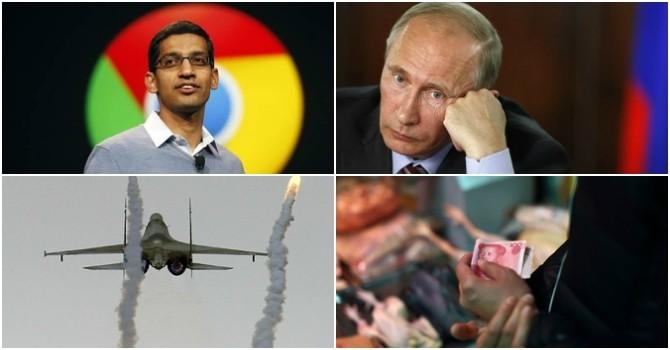 Thế giới 24h: Trung Quốc phá giá đồng nhân dân tệ, Nga giao cặp Su-30MK2 thứ 3 cho VN