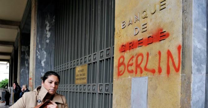 """Báo Nga: Đức """"đút túi"""" 100 tỷ euro từ khủng hoảng Hy Lạp"""
