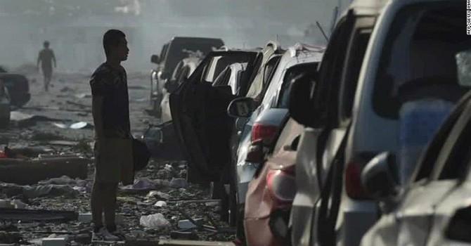 Trung Quốc học được gì sau vụ nổ Thiên Tân?