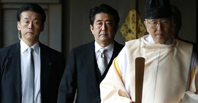 Ông Shinzo Abe không tham dự duyệt binh tại Trung Quốc vào tháng 9