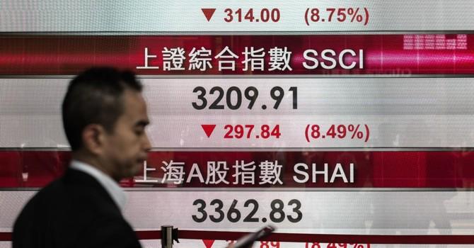"""Chứng khoán Trung Quốc nối dài đà giảm """"tồi tệ"""" nhất từ năm 1996"""