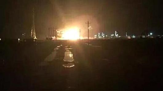 Trung Quốc: Thêm một nhà máy hóa chất phát nổ tại Sơn Đông