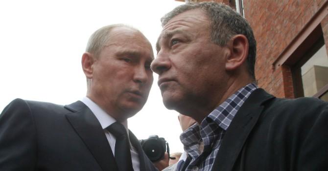 Bạn thân ông Putin sở hữu sân bay lớn nhất Nga