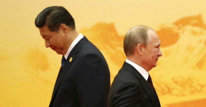 Mối quan hệ Nga - Trung: Lời nói khác xa thực tế