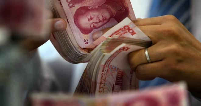 Trung Quốc tăng giá 0,02% đồng nhân dân tệ