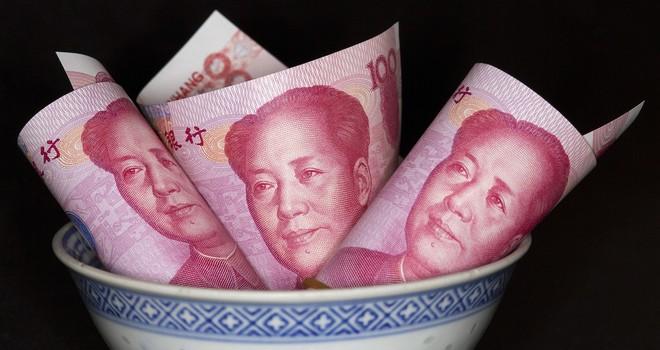 Trung Quốc hạ 0,16% tỷ giá nhân dân tệ